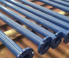 内外涂塑钢管的连接方式