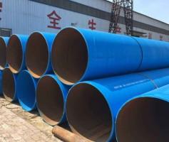 单层防腐环氧粉末管道