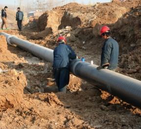 安徽蚌埠污水处理项目