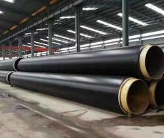 聚氨酯发泡保温钢管