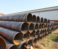 优质低碳螺旋焊钢管
