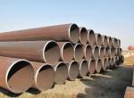 国标螺旋钢管的价格本周继续上涨
