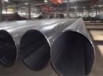 目前DN600螺旋钢管价格处于稳定状态