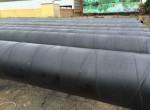 污水处理工程用螺旋钢管