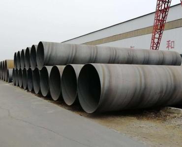 螺旋钢管价格和超重过磅价格
