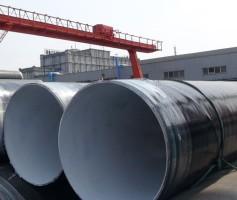 增强涂层3PE防腐钢管