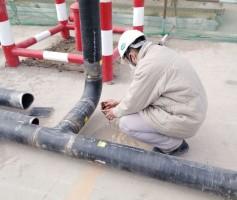 燃气工程保温管