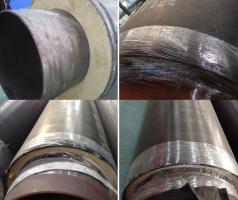 HDPE保温钢管
