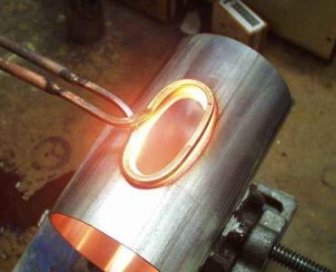 钢管热处理工艺的等温退火