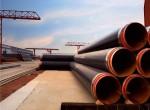 聚氨酯直埋保温钢管使用寿命长的原因