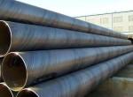 螺旋焊管焊渣的处理方法