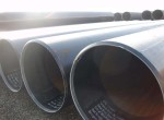 大口径直缝钢管的生产工艺