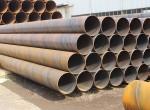 直缝埋弧焊钢管焊接质量控制