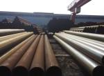 直缝埋弧焊钢管的生产标准及应用