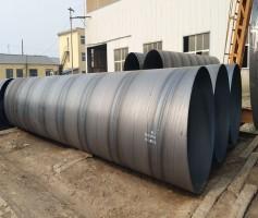1420mm螺旋钢管