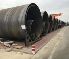 大口径螺旋钢管现货供应