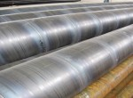 螺旋钢管焊缝形成不良的原因分析