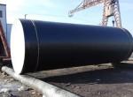 污水处理用防腐螺旋钢管