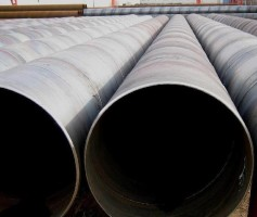 水利工程用防腐螺旋钢管