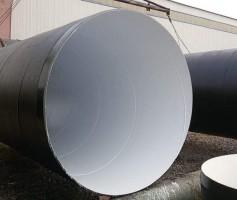 给水IPN8710防腐螺旋钢管