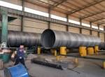 q235材质螺旋钢管厂家