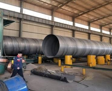 高频螺旋焊管在生产过程中如何保证质量?