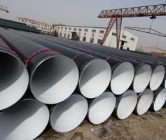 地埋燃气输送专用防腐钢管