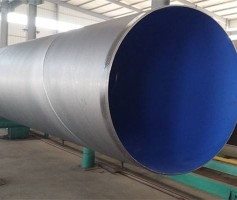 输水用防腐钢管产品介绍