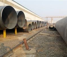 水厂用螺旋钢管产品介绍