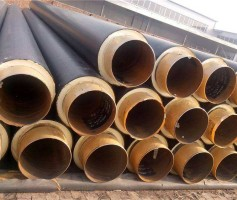 供热管网用钢套钢保温钢管