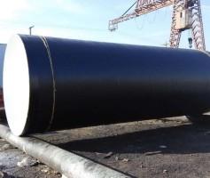 污水处理用防腐钢管产品介绍
