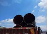 输送可燃性流体用螺旋钢管实体厂家
