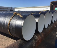 环氧煤沥青加强级防腐钢管