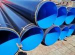 大口径内外涂塑环氧复合钢管现货销售