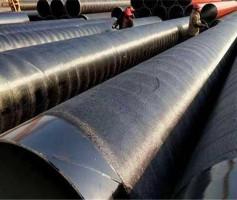 天然气管道用内外防腐钢管