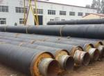 小区供暖用地埋保温钢管现货销售