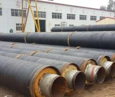 小区供暖用地埋保温钢管