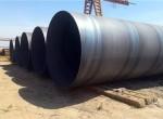 双面埋弧螺旋焊管多少钱一米