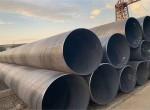 大口径q235b螺旋钢管