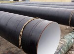 tpep防腐螺旋焊接钢管厂家