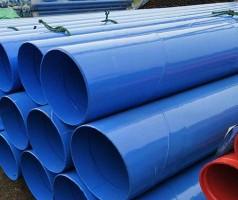 加强级环氧树脂防腐钢管