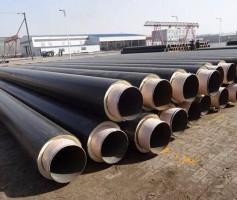 大口径防腐保温钢管