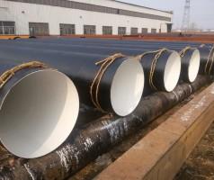 输水三层pe防腐钢管