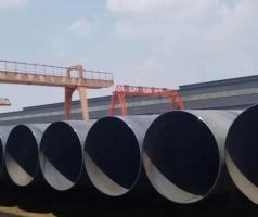双面螺旋埋弧焊接钢管