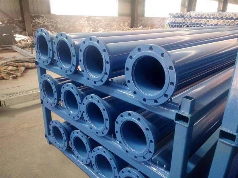法兰连接涂塑钢管生产厂家