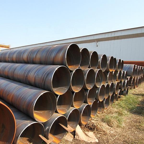 低碳碳素螺旋焊接钢管