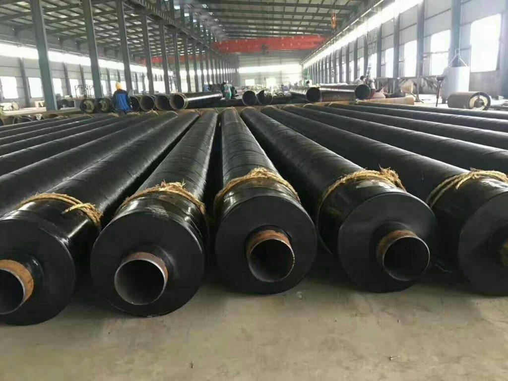 本周保温钢管制造商不会改变他们的生产状况