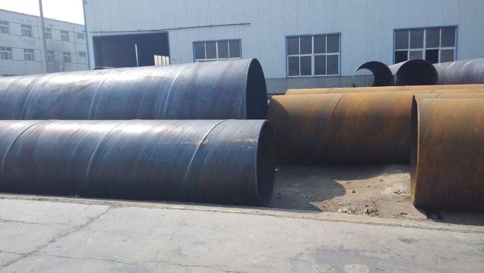 螺旋钢管厂家等离子切割的生态方法
