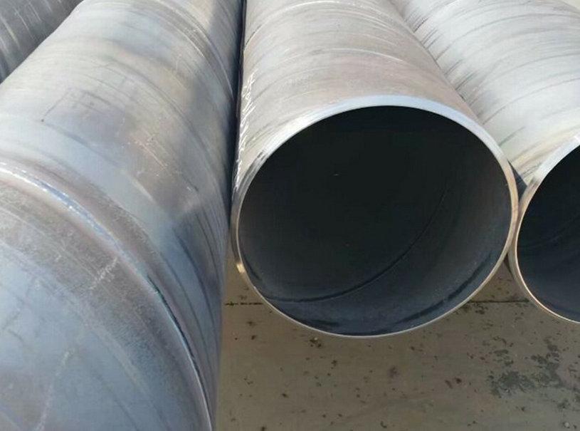 螺旋钢管壁厚的测量方法