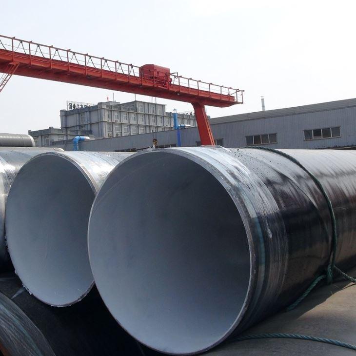 地埋式3PE防腐钢管